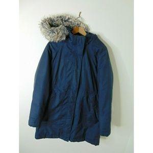 North Face L Arctic Parka Jacket Goose Winter Coat